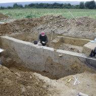 Jungbronzezeitliche/früheisenzeitliche Siedlungsspuren im Gewerbegebiet Uhlenbruch, Gemeinde Eckerde