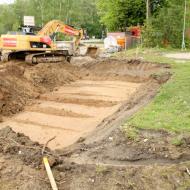 Archäologische Baubegleitung Hildesheim