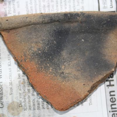Keramikfunde von Fundstelle 43 – 3