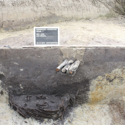 Bronzezeit, vorrömische  Eisenzeit, römische Kaiserzeit und Völkerwanderungszeit