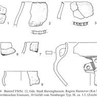 Archäologische Flächenuntersuchungen in Bantorf