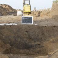 Eisenzeitliche Siedlungsgruben südwestlich der Stadt Elze