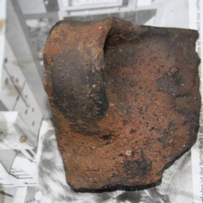 Keramikfunde von Fundstelle 43 – 2